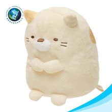 Lovely stuffed cute cat plush toy plush japanese cat