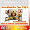 Atacado teddy bear mini, Atacado ursinho de pelúcia fábrica china, Colorido teddy bear china
