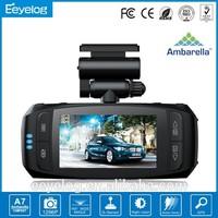 Eeyelog Ambarella A7 solution 1080p car camera car dvr
