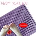 силиконовый коврик массаж массаж ступней ног матем массаж спины обшивки
