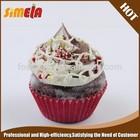 christmas fake cupcakes decorations