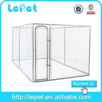low price heavy duty single decorative dog cage