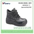calçados de segurança de alta sf537 preto de corte equipamentos de segurança