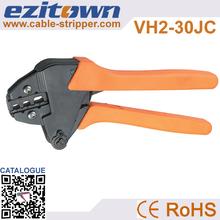 Capacidad de prensa 0.5- 6.0mm2 de ahorro de energía de terminales trinquete crimper herramientas
