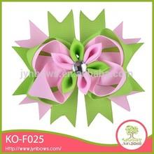 Hair accessories handmade decoration flower