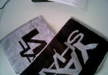 100% cotton dobby striped terry tea towel 011436