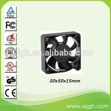 5015mm 12v dc fan 5015s dc motor fan high rpm 50*50 dc fan
