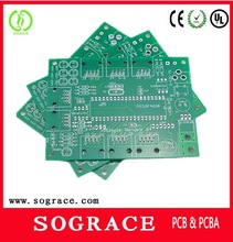Thick Thickness & Large Size Printed Circuit Board with Immersion Tin