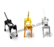 Wholesale genuine capacity 2GB 4GB 8GB 16GB 32GB 64GB Cute Transformers Robot dog usb flash drive pen dirve memory stick
