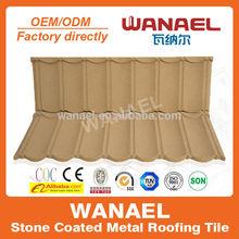 Roof tile innovative light weight waterproof building construction materials