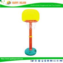 Factory Price CE GS SASO Food Grade Material Small-Scale Basketball Rack Kids Basketball Set