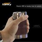 kamry 100 watt wooden vape mods kamry 100, wooden mech mods kamry100 with 7w-100w power--dark rosewood