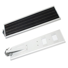 30w all in one high efficiency imported silicon solar cell Integrated Solar Street Light