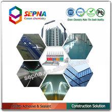 Non-toxic glass silicone sealant manufacture in China SC1158