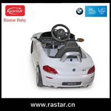 RASTAR kids' ride on electronic car with the parent control remote