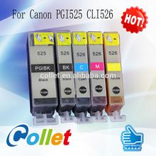 For Canon PGI-525 CLI-526 compatible ink cartridge