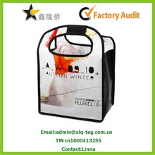 2015 China supplier Customized promotional non woven bag,drawing bag