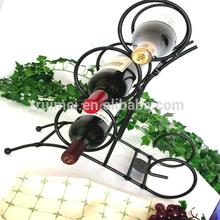multi tier modern hanging wine glass rack