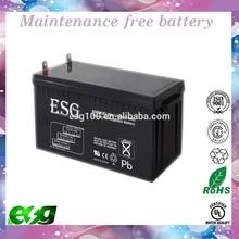 LEAD ACID AGM SOLAR BATTERY 12 VOLT 200AMP GEL lead acid battery 12V 200ah