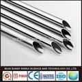 El mercado de china acabado brillante 316 3/4 pulgadas de tubos de acero inoxidable