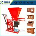 Machine de moulage de brique d'argile éco. brava/verrouillage bloc faisant la machine/petits industriels faisant la machine