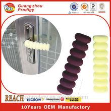 wooden door covering/door handle safety covers