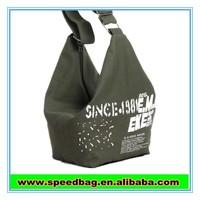 2015 street leisure women print word canvas handbag large capacity letter Dumpling shoulder bag for lady korean cheap FW16179