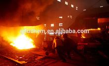dolomite lime for steel making