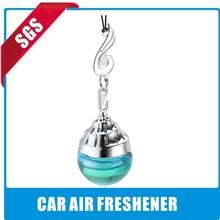 2014 new hot item gifts hanging perfume car air freshener