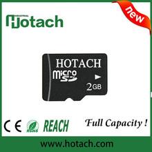 OEM real capacity high quality 2gb micro sd memory card unlocker
