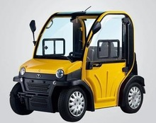low speed Chinese mini smart electric car with 2 seats