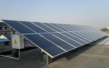 5kw solar power home with high efficiency solar panels / PV solar panel system for home 5KW