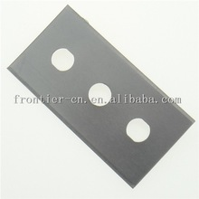 high quality industrial carbon steel safety double edge razor blade