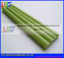 Fiberglass Epoxy Rod,Prefect Electric Insulation ,UV Resistant,great dimensional stability