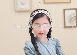 kid elastic hair band for girl handmade baby headband customized cheap price