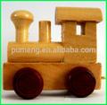 الحروف الإنجليزية ذكاء الأطفال لعبة خشبية القطار