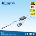 La tecnología avanzada h. 264 oculta mini cámara de alta definición con la batería y tarjeta de tf ranura( t185))