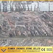 China juparana red granite