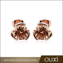 OUXI wholesale importing diamond jewelry indian jhumka earring jewellery