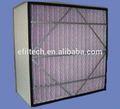 ulpa h11 h12 h14 u15 u16 u17 salas blancas del filtro de aire de aceroinoxidable de filtración