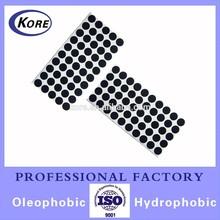 damp proof membrane for automotive sensors
