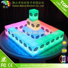 Color Changing LED Cube Light / LED Mood Light Cubes