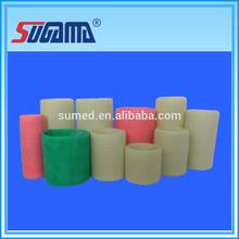 Multi color surgical orthopedic fiberglass casting tape