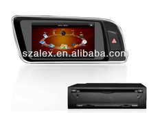 Double din Android 4.0 Car DVD System with GPS DVD SD BT for Audi Q5(2008-2012)