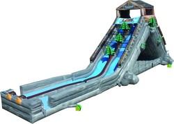 Log Jammer Extreme inflatable water slides china/large inflatable water slide