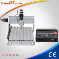 Creative Design 3040T-DJ USB CNC Mill Hobby
