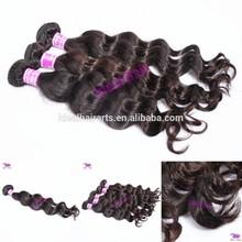 2015 hot style Malaysian Virgin Hair Grade 7a Virgin Hair loose wave Virgin Remy Hair Wavy ship by DHL