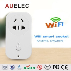 Tunersys Easy-setup universal WiFi Smart Timer for smart home automation system 1WJ-AH0P-A