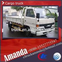4x2 cheap mini trucks, 2T-5T JMC mini truck, 108hp diesel engine mini trucks for sale