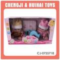 popular y barato de plástico pequeño de silicona para bebés reborn muñecas de juguete conjunto